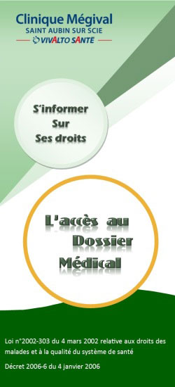 Acces Dossier Medical