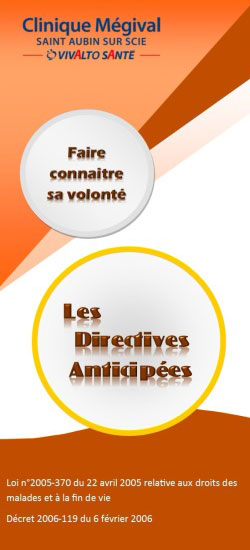 Directives Anticipees